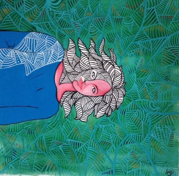 on the ground - Gi_laPorta Artist