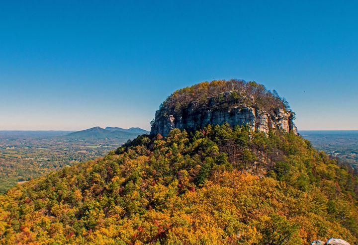 The Pinnacle on Pilot Mountain, NC - Sandra Hagan