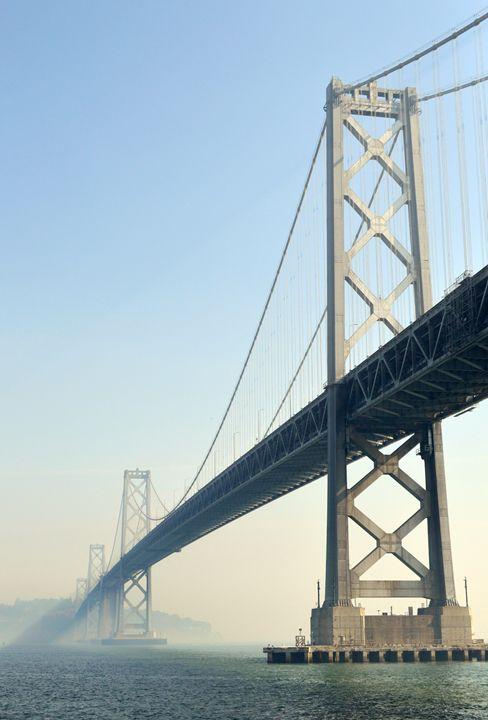 Oakland Bay Bridge, San Francisco - Sandra Hagan