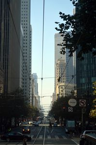 San Francisco's Web of Cables