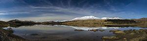 Spring Awakens in Glencoe Valley
