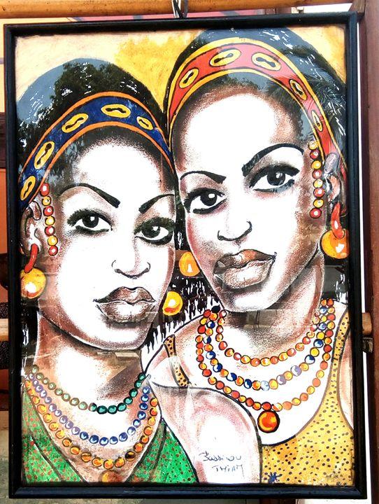 Fulani Ladies - MGS