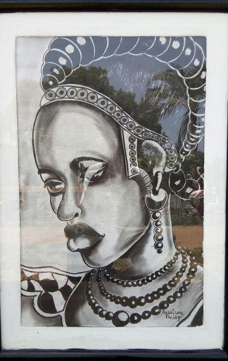 Fulani Princess - MGS