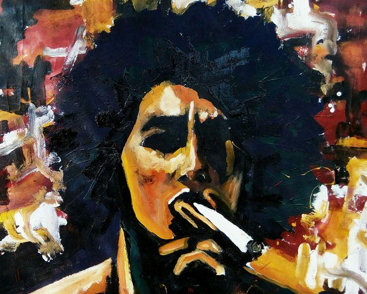 Bob Marley in Jamaïca - MGS