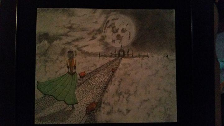 Queens final walk. - Richard T Conrad