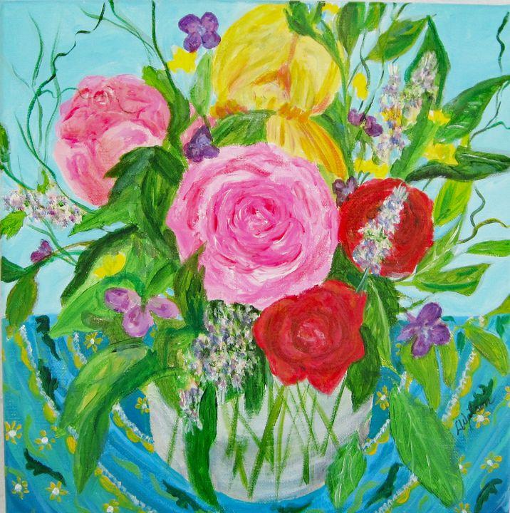 Generations Flowers - Artistic Designs