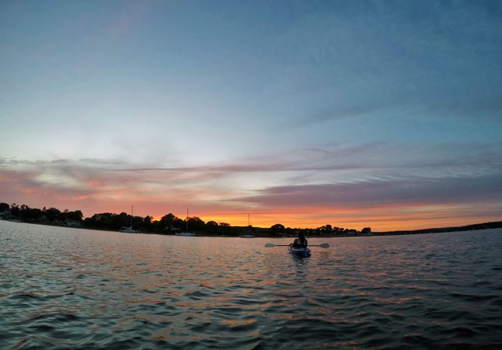 Niantic Bay, CT - Nick Melesko Photography