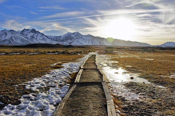 Sierra Mountains - Nick Melesko Photography