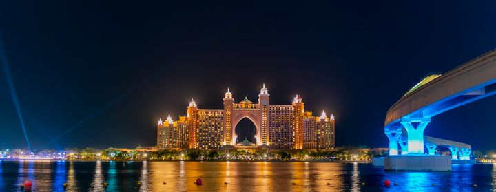 Atlantis Hotel Palm Jumeirah Dubai - Igor Shaposhnikov