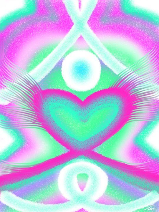 Heart of Love - Frances Ku