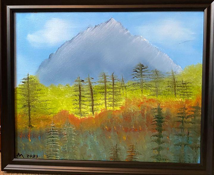 Colorado Mountain Marsh - Giuseppe's Art Garage