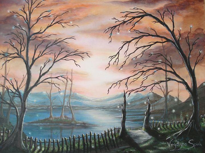 Natures Lights - Krystyna Spink