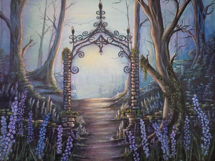 Eternity Arch - Krystyna Spink