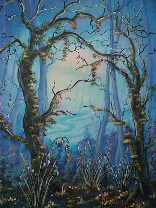 Into The Blue - Krystyna Spink