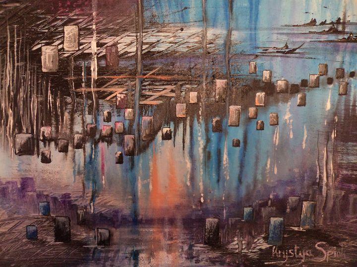 Under Construction - Krystyna Spink