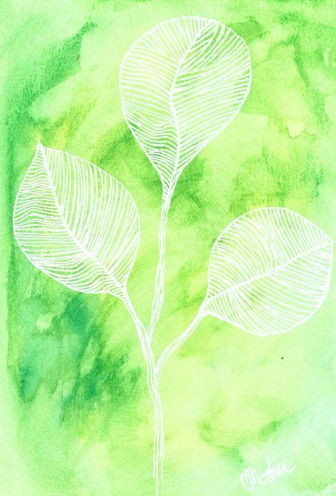 Eucalyptus - Chelsey Mosher Art