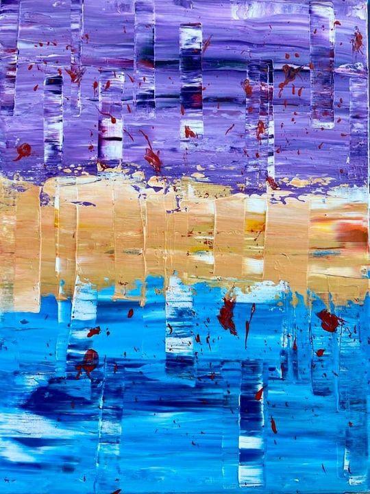 Abstract Horizon - Rhiannon Yandell