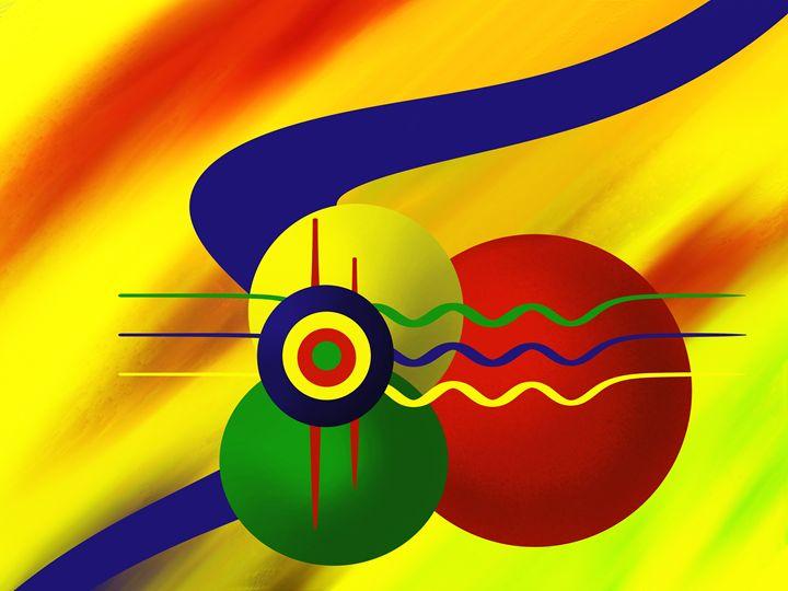 Colorful - Gabi Siebenhuehner