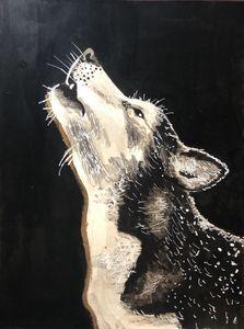 Husky - Inktober 2019