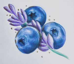 Blueberries & Lavender
