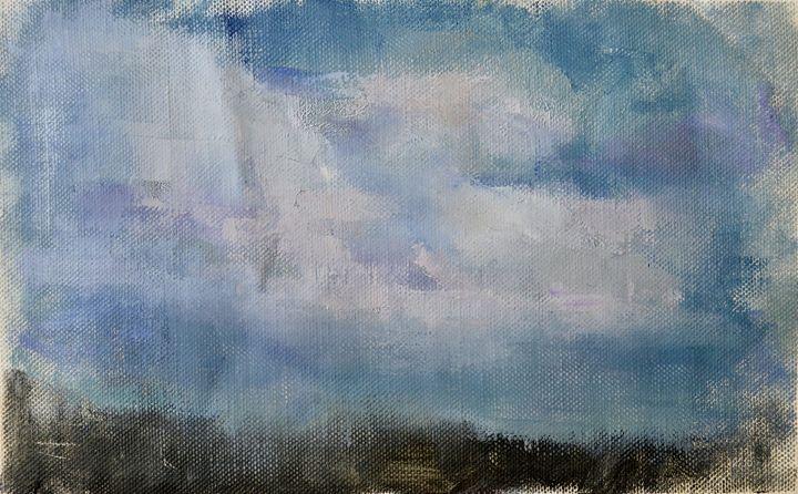 Sky I - Paintings