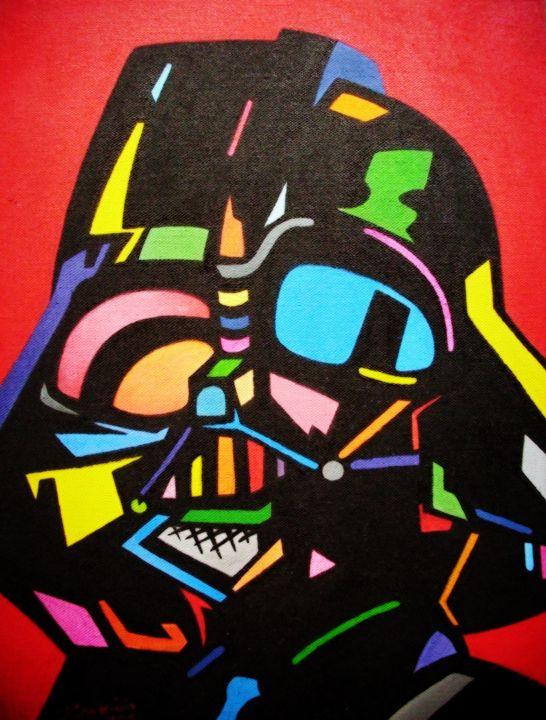 Darth Vader! - Teegee Villanueva