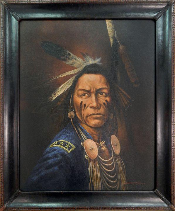 Anderson Kee: Native American - FineArtSM