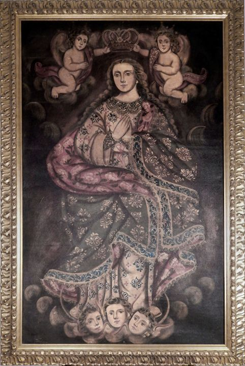 Coronation of Mary - FineArtSM