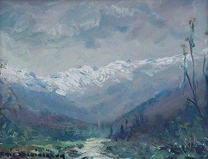 Landscape by Carlos Carulo