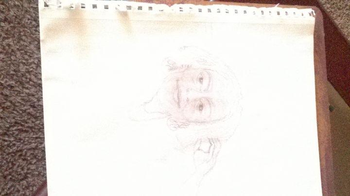 portrait - Willie