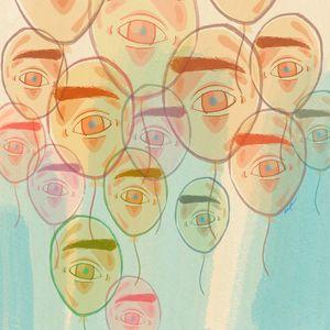 Balloon Eyes