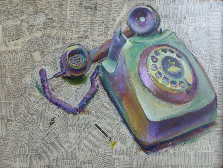 Dial Tone - Limor Dekel