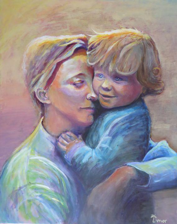 Mother and Child - Limor Dekel