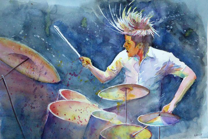 The Drummer - Limor Dekel