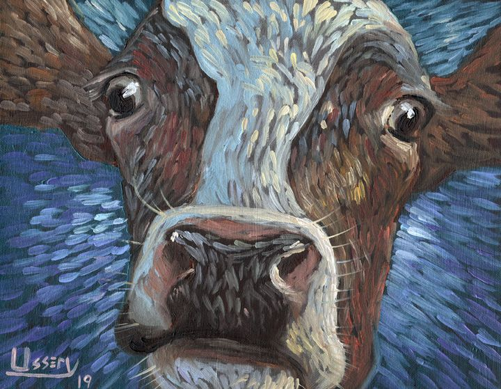 Have A Cow - David Ussery
