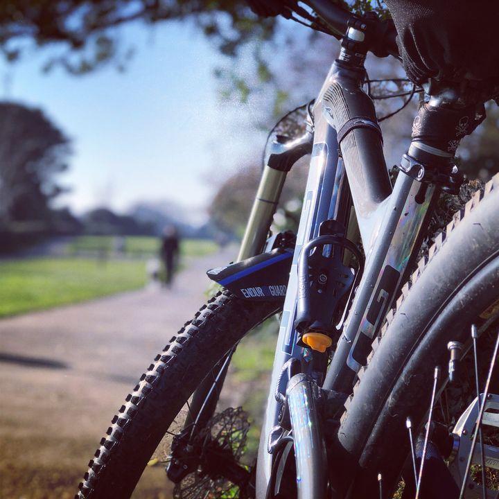Country park cycle break - Brad james tyrrell