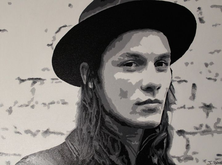 James Bay - Jeff Bourret Pop Art