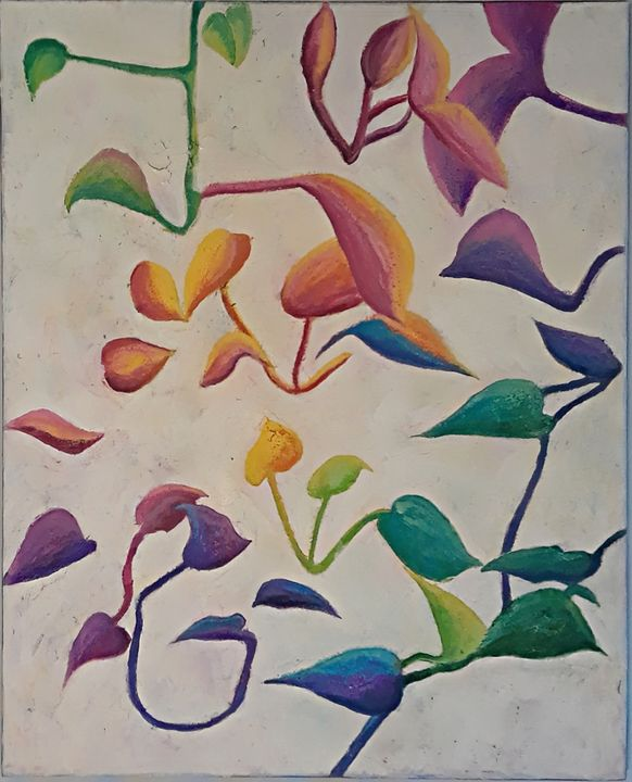 Spring In Bloom - Anna Daea Lionfish Art