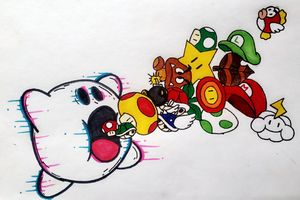 Kirby Glitch