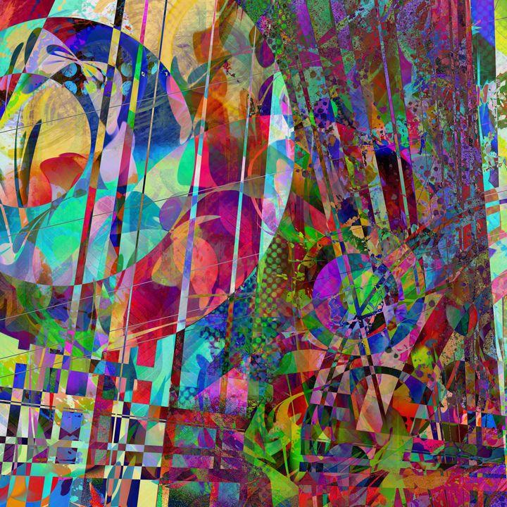 Digital Exploration - Jbevington Designs
