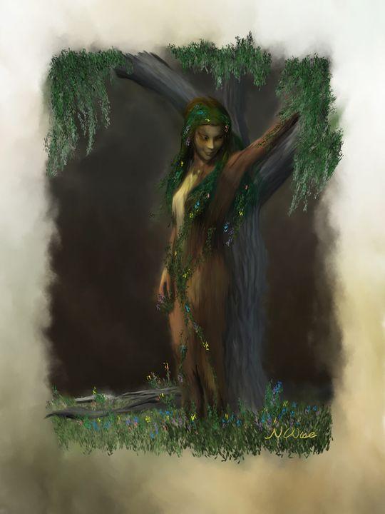Born of Earth - Western Hoard Art