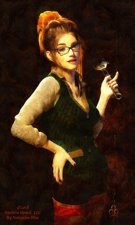 Talinda Gearsmith - Western Hoard Art