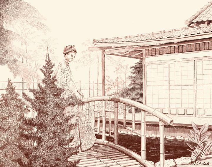 Teagarden - Western Hoard Art