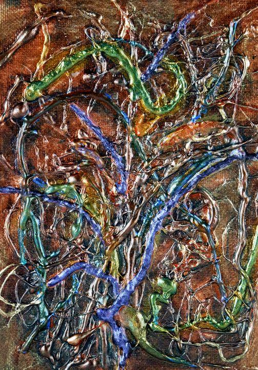 Untitled 5 - Seeking Art by Mark Henderson