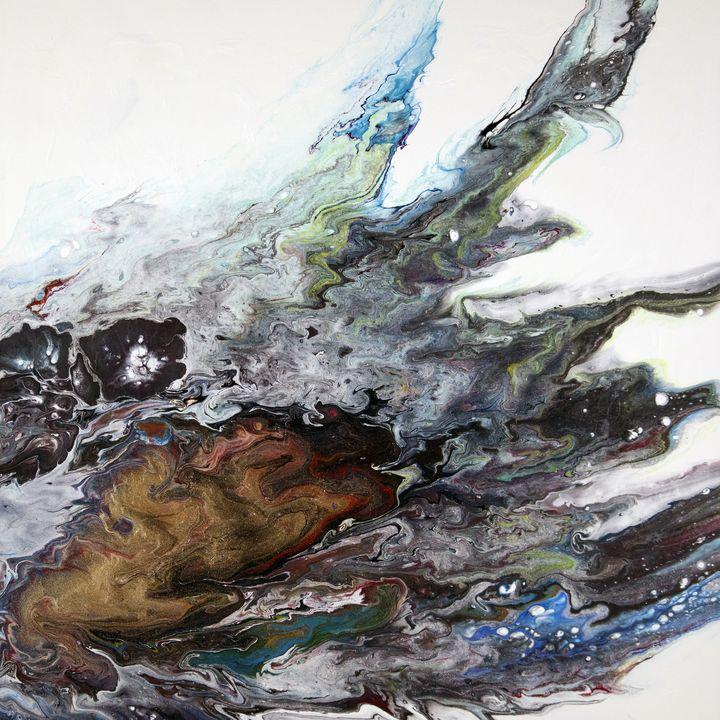 Blown Away - Seeking Art by Mark Henderson