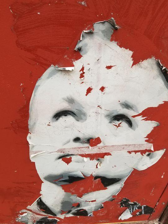 Poster Man Ravaged - Sophia Zeteo