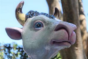Nervous Cow, Kiddie Park