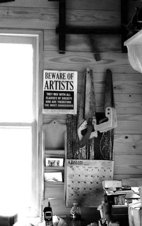 The Craftsman's Workshop - Sophia Zeteo