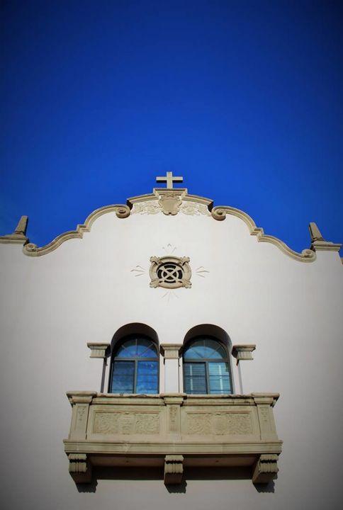 Monastery Window - Sophia Zeteo