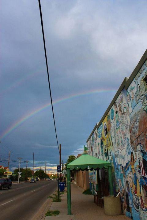 Tucson Rainbow - Sophia Zeteo